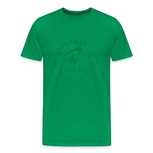 paragliding - Männer Premium T-Shirt