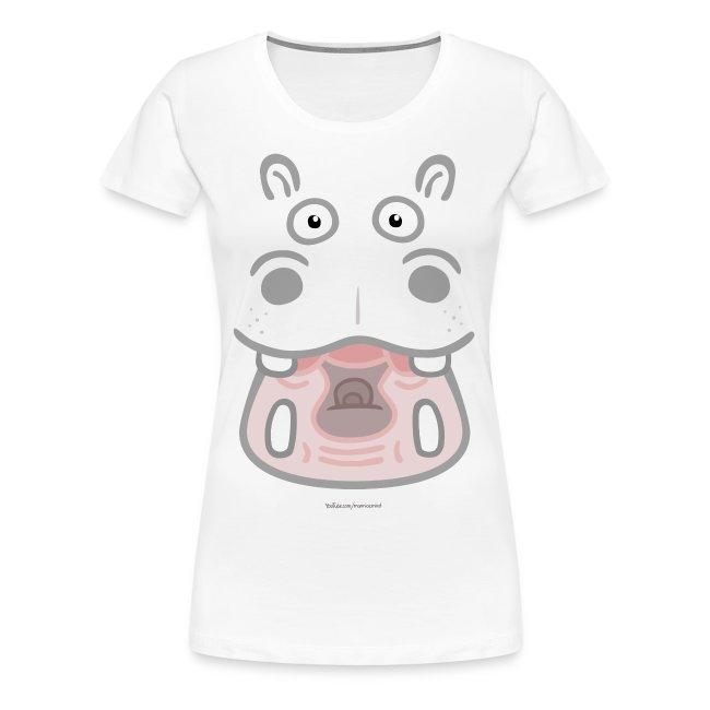 HIPPO Weiß Girls