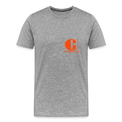 Hitparaden T-Shirt Beideitig - Männer Premium T-Shirt