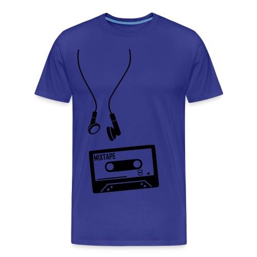 mixtape - T-shirt Premium Homme