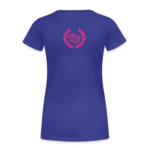 VIP Premium - T-shirt Premium Femme