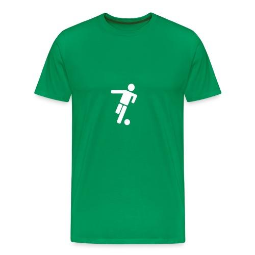 Calcio - Maglietta Premium da uomo