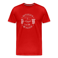 T-Shirts ~ Men's Premium T-Shirt ~ Detailing World 'Western' T-Shirt