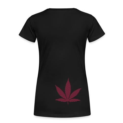 CandyWee - Premium T-skjorte for kvinner