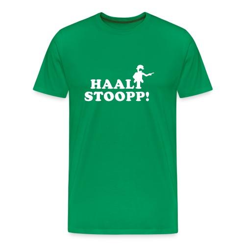 Halt Stopp 2 - Männer Premium T-Shirt