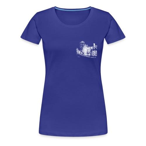 Logo Dorpshuis Vrouwen - Vrouwen Premium T-shirt