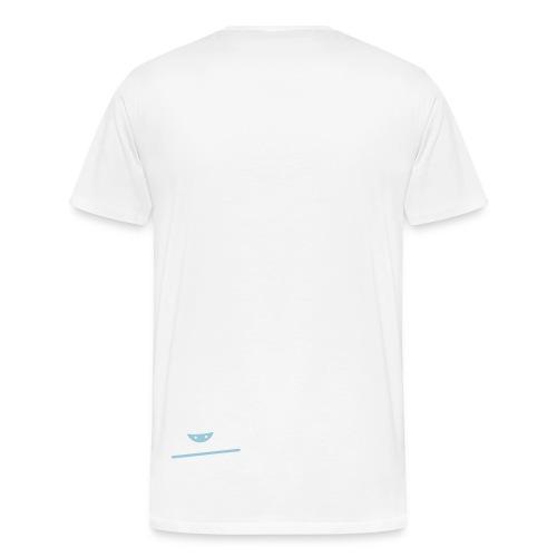 I [Heart] Writing Tee - Men's Premium T-Shirt