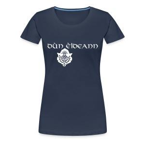 Dún éidean - Women's Premium T-Shirt