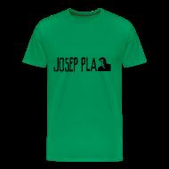 Camisetas ~ Camiseta premium hombre ~ Josep Pla 2