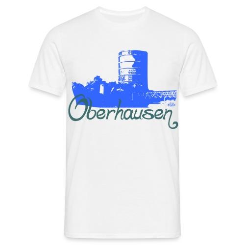 Oberhausen Gasometer - Männer T-Shirt