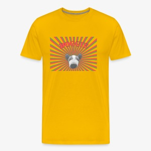 Männer Shirt klassisch - Doggie Rays - Männer Premium T-Shirt