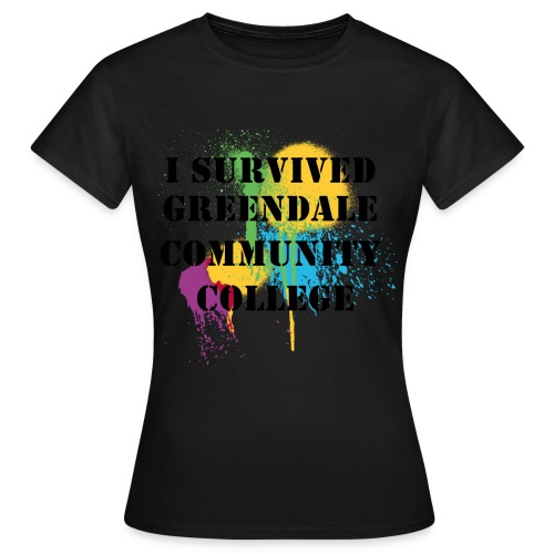 Camiseta Community - Paintball - chica manga corta - Camiseta mujer