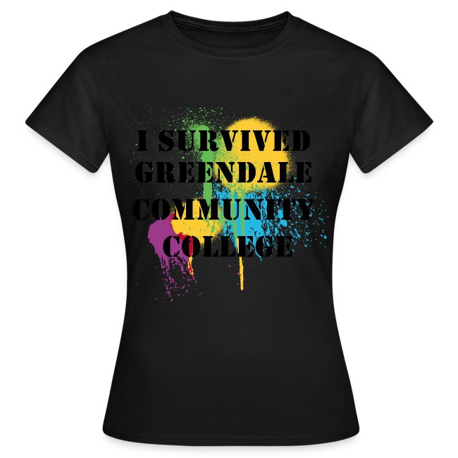 Camiseta Community - Paintball - chica manga corta