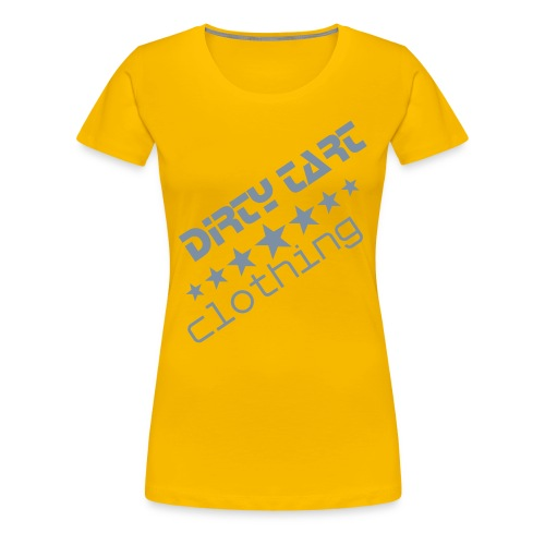 Dirty Tart Stylish Womens Wear - Women's Premium T-Shirt