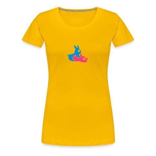 bunnys - Women's Premium T-Shirt