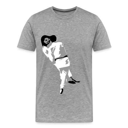 Preiswertes De Ashi Barai T-Shirt - Männer Premium T-Shirt