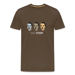 AUSRASTING (Sport mal anders) - Männer Premium T-Shirt