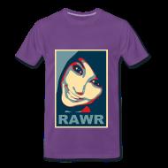 T-Shirts ~ Men's Premium T-Shirt ~ Boxxy Poster