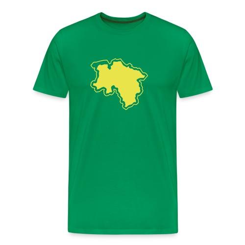 Niedersachsen - Männer Premium T-Shirt