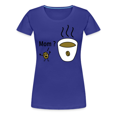 sad coffee bean T-Shirts
