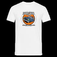 Tee shirts ~ Tee shirt Homme ~ 403 TOUT'ALU BLEUE
