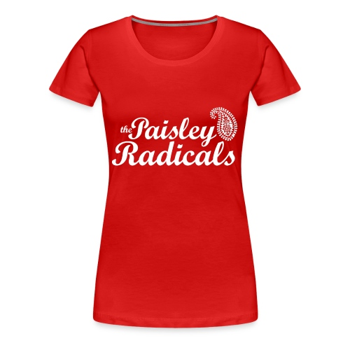 Paisley Radicals - Women's Premium T-Shirt