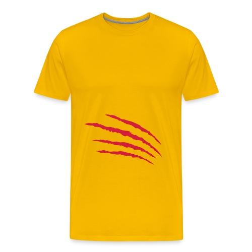 Cougar Claw - Men's Premium T-Shirt
