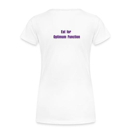 Ladies Organic  - Women's Premium T-Shirt