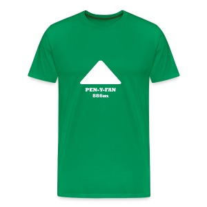 Pen-y-Fan - Men's Premium T-Shirt