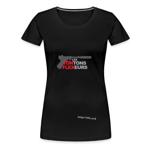 Dark Collector - T-shirt Premium Femme