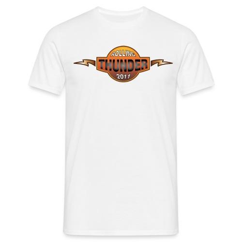Rolling Thunder 2011 Official Tee - Men's T-Shirt