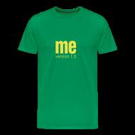 T-Shirts ~ Men's Premium T-Shirt ~ Me version1.0 (8-bit Guerrilla)