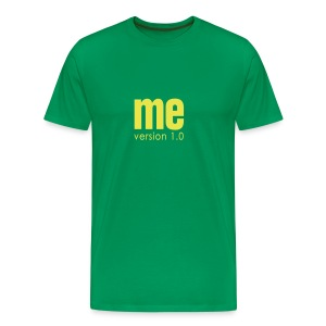 Me version1.0 (8-bit Guerrilla) - Men's Premium T-Shirt