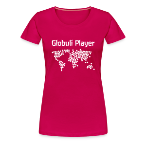 Globuli Player - Frauen Premium T-Shirt
