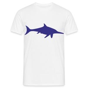 Ichthyosaurus - Men's T-Shirt