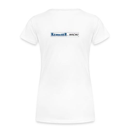 Kaimbacher vlg Wicki - Women's Premium T-Shirt