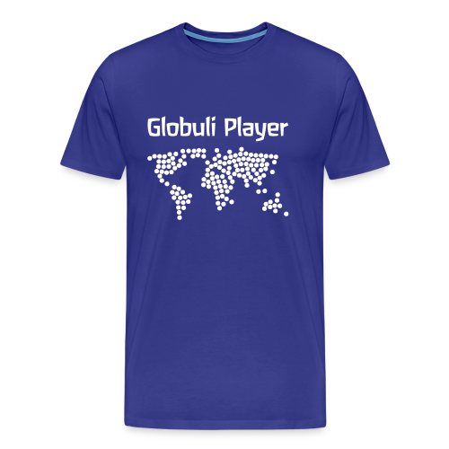 Globuli Player - Männer Premium T-Shirt