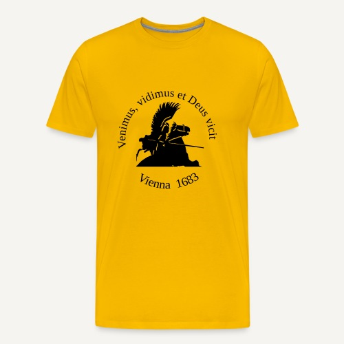 Vienna 1683  - Koszulka męska Premium