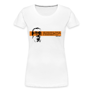 Camisetas ~ Camiseta premium mujer ~ Joan Fuster - Nacionalisme