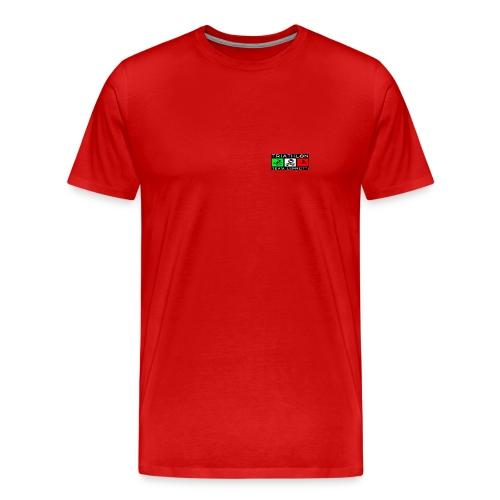 T-SHIRT ROSSA TRIATHLON LEPROTTI - Maglietta Premium da uomo