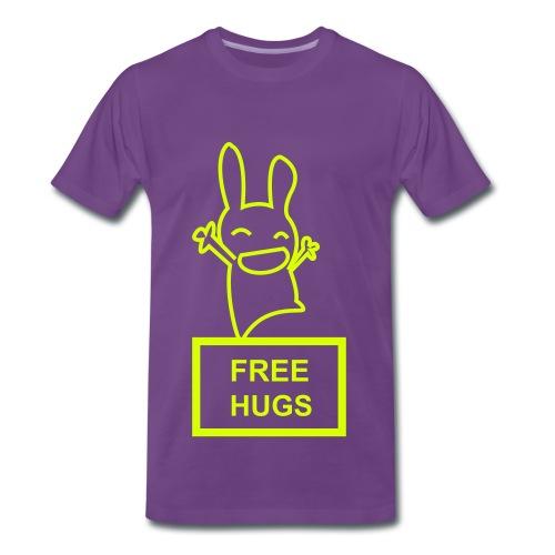 Free hugs - T-shirt Premium Homme