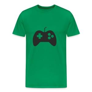 Gamepad - Men's Premium T-Shirt