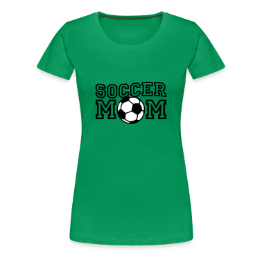 Soccer Mom | Fußball Mutter T-Shirts