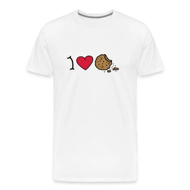 I love cookies T-Shirts