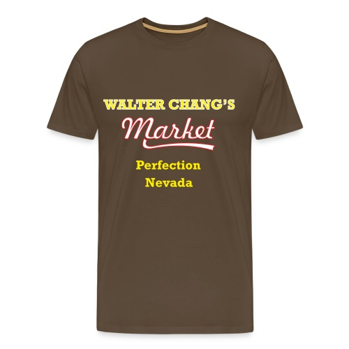 Tremors, Walter Chang's Market - Men's Premium T-Shirt