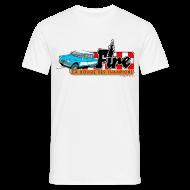 Tee shirts ~ Tee shirt Homme ~ AMI 6 - FIRE