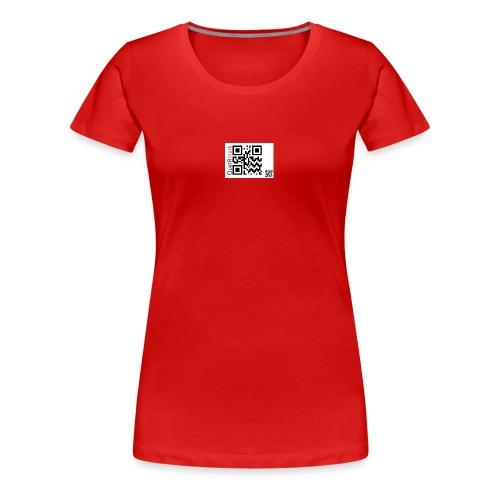 QuatRmark logo only - Women's Premium T-Shirt