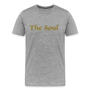 The Soul Men Ash - Men's Premium T-Shirt