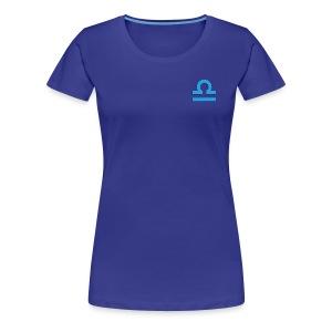 T-shirt donna Bilancia - Maglietta Premium da donna