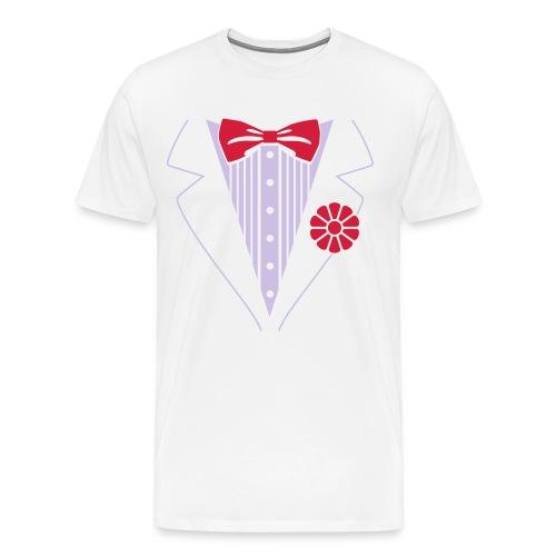 Sweet Suit - Men's Premium T-Shirt
